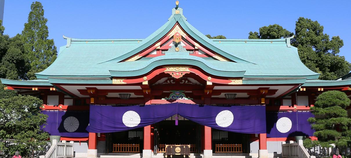 【神恩感謝】「風の時代」商売繁盛ご祈願!皇城の鎮『赤坂日枝神社』さま
